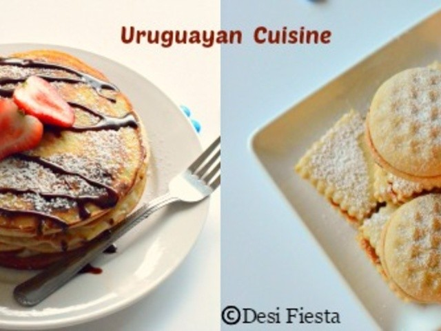 Uruguayan cookie recipes