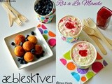 Ris a La Mande ( Danish Rice Pudding) | Æbleskiver ( Danish Pancakes) ~Danish Cuisine Recipes