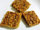 Coconut Burfi Using Jaggery
