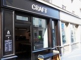 Paris : Le café Craft