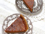 Sweet potato pie (Tarte à la patate douce)