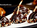 After Eight Chocolate Domes - Along with a few very useful baking Lingo & Techniques
