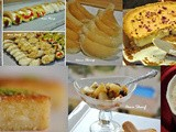 Arabic Desserts Buffet - Entertain That Sweet Tooth