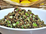 Brown Lentil Salad - Absolutely Marvelous