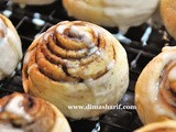 Cinnamon Rolls As i Like Them - Fluffy, Moist & Aromatic