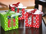 Count down to Christmas -  Cookie Exchange and Christmas Gifts