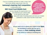 Exciting News for uae's Aspiring Chefs