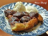 Fresh Figs Tarte Tatin