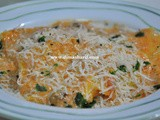 From Scratch - Ravioli (Filled with Fresh Ricotta & Spinach) in Tomato-Cream Sauce