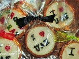 i ♥ uae  Say it with food! - Themed Cardamom Sugar Cookie Cutouts