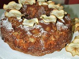 Summer Break - a Spiced Apple Cake
