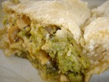 Brocco-Chicken Pie
