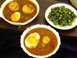 Anda Curry Recipe in Marathi | Egg Curry Recipe