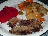 Crock Pot Beef Roast