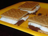 S'mores - without a campfire