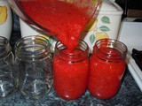 Strawberry [freezer] Jam