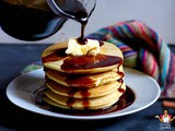 Easy Classic Pancake Recipe (Old fashioned pancakes)