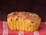 Cranberry Pumpkin Bread: Tuesdays with Dorie