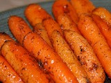 Honey-Roasted Baby Carrots