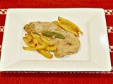 Sage-Seared Pork Chops with Apples