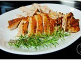 Baked Herb Crusted Turkey Breast