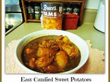 Easy Candied Yams (Sweet Potatoes)
