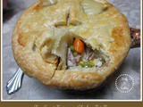 One Crust Chicken Pot Pie