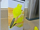 Product Review: Kitchen Bitz Lemon & Lime Squeezer