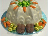 Easter Bundty Rabbit Chocolate Cake