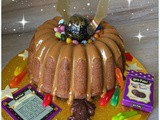 Harry Potter Butterbeer Bundt Cake