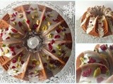 Spiced Cran-Apple Bundt Cake