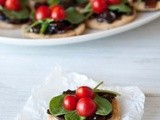 Blt Mini Tarts With Bacon Jam