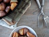 Perfect Skillet Roasted Potatoes