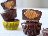 Pumpkin Peanut Butter Cups