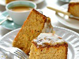 Marmalade And Ginger Cake