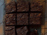 Rich, Fudgy Better-For-You Brownies (Gluten/Grain/Refined Sugar/Dairy-Free) & a Giveaway