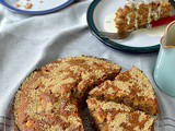 Simple Wholemeal Apple Cake