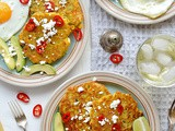 Sweetcorn And Feta Fritters