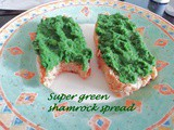Super green shamrock spread
