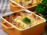 Macaroni and Cheese Mini Casseroles
