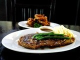 A Chicken and Steak Lunch at Bugsy's Bar & Bistro