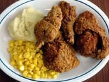 A Late Afternoon Breakfast with ihop's Fried Chicken Dinner