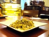 A Late Pasta Dinner at Cafe France