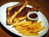 A Spin on Grilled Cheese and More at Brew Haus