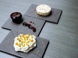 A Trio of Desserts at LoLa Cafe+Bar