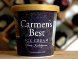 Carmen's Best Artisanal Ice Cream's New Flavor: Brown Butter Almond Brittle