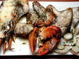 Come Full Circle: The Seafood Market at Circles Event Cafe