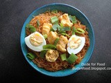 Cooking at Home Made Simple with the Easy Cook Pancit Malabon and Kare-Kare Sauce by Simple Dining