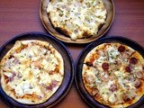 Create Your Own Pizza and More at Mad For Pizza