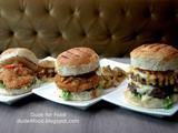 Dining in the Next Normal: Chef Mike Santos Unveils His New Burger Creations at Nanka Japanese Steakhouse
